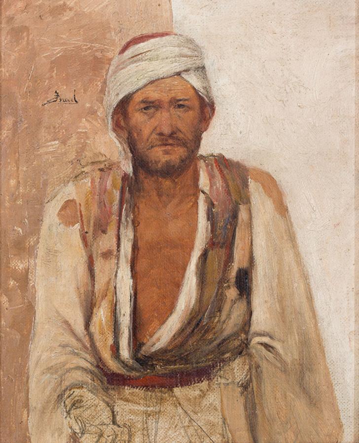 Portret mężczyzny - 1