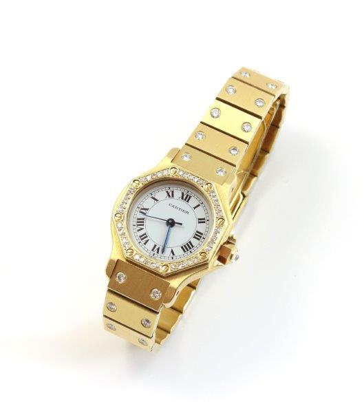 Zegarek damski Cartier - 1