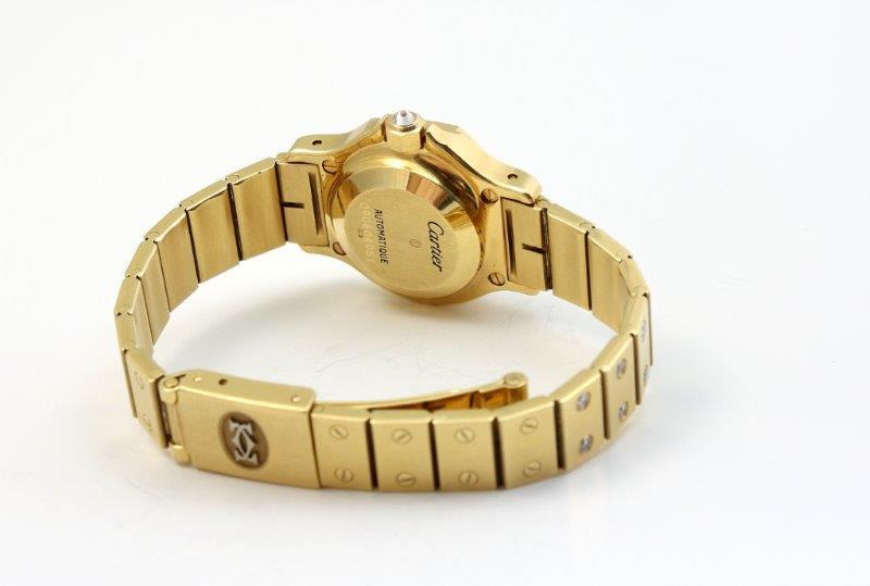 Zegarek damski Cartier - 2