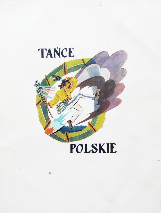 Tańce polskie - 1