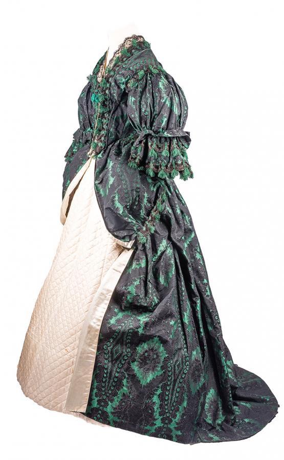 Suknia wieczorowo-karnawałowa - 2