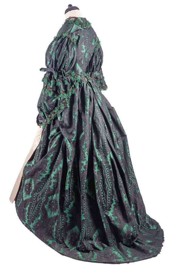Suknia wieczorowo-karnawałowa - 3