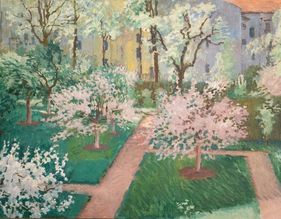 Wiosna w mieście - 1
