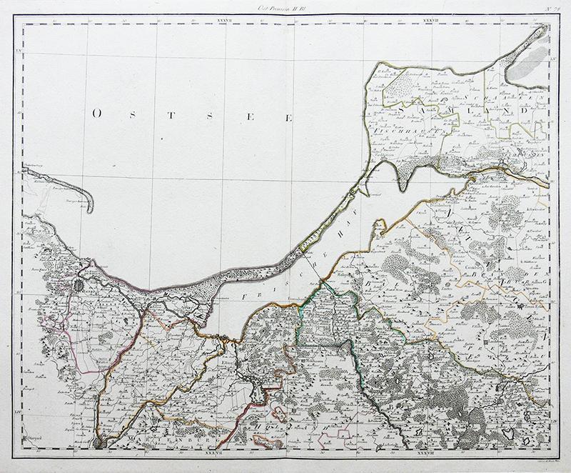Ost Preussen I.-V. Bl. - 2