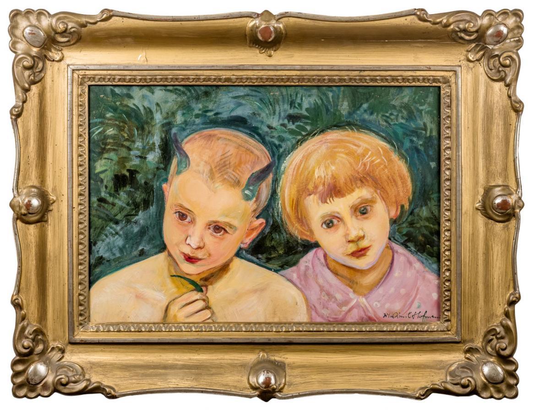Dziewczynka i faun - 2
