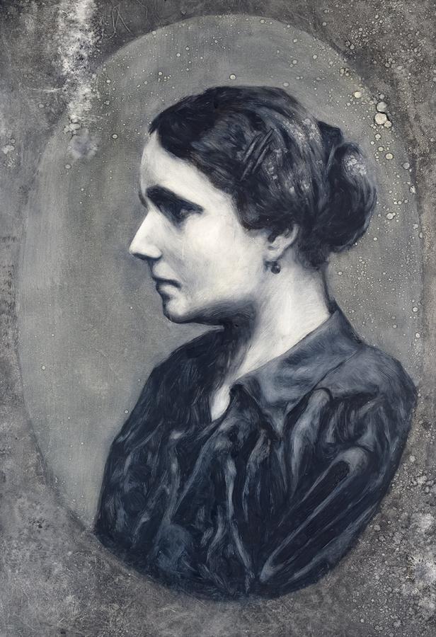 Portret nagrobny IV, 2009 - 1