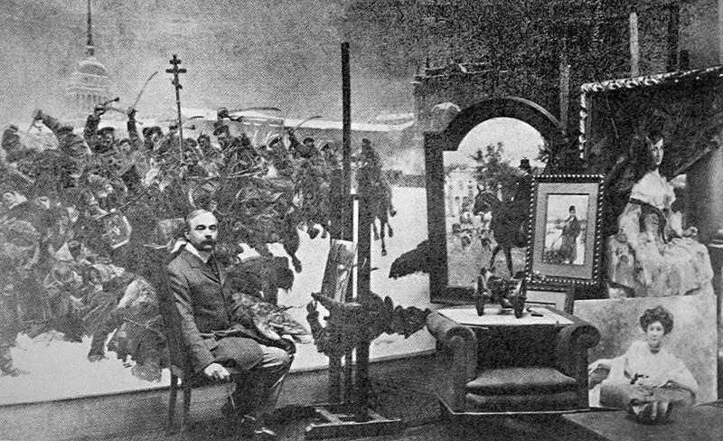 Krwawa niedziela w Petersburgu 22 stycznia 1905 roku, 1905 r. - 3