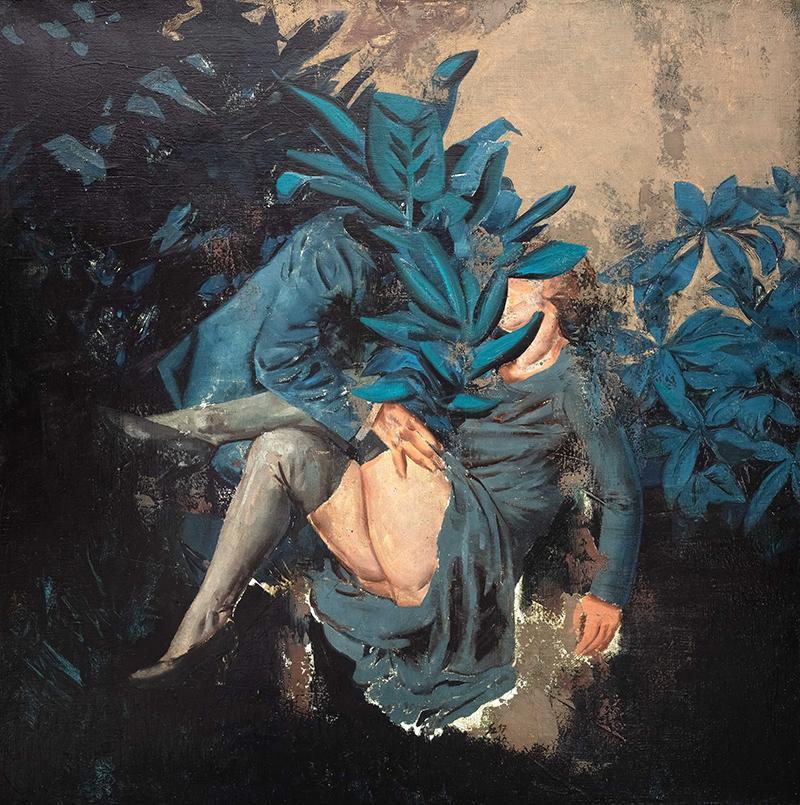 Blue, 2017 - 1