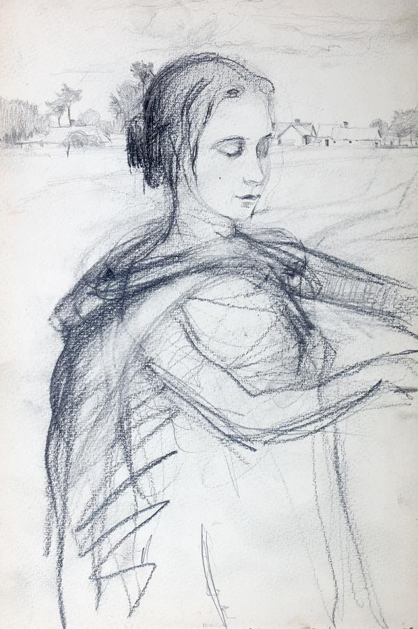 Portret kobiety - 1
