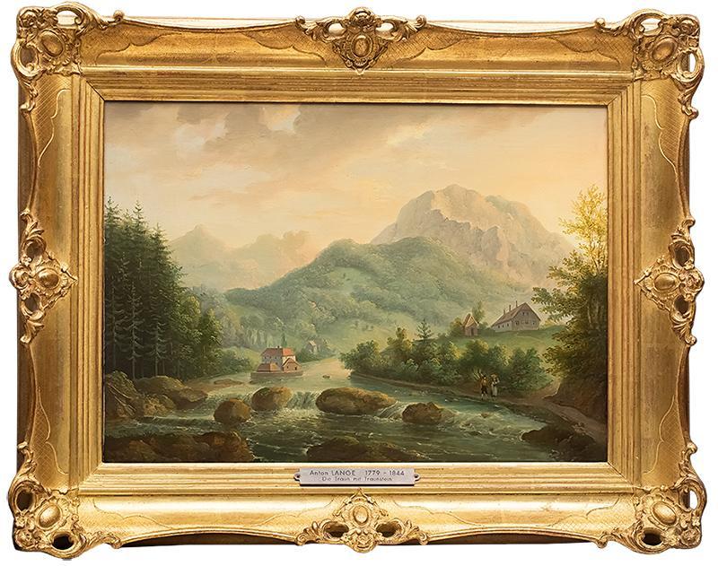 Nad potokiem, 1840 r. - 3
