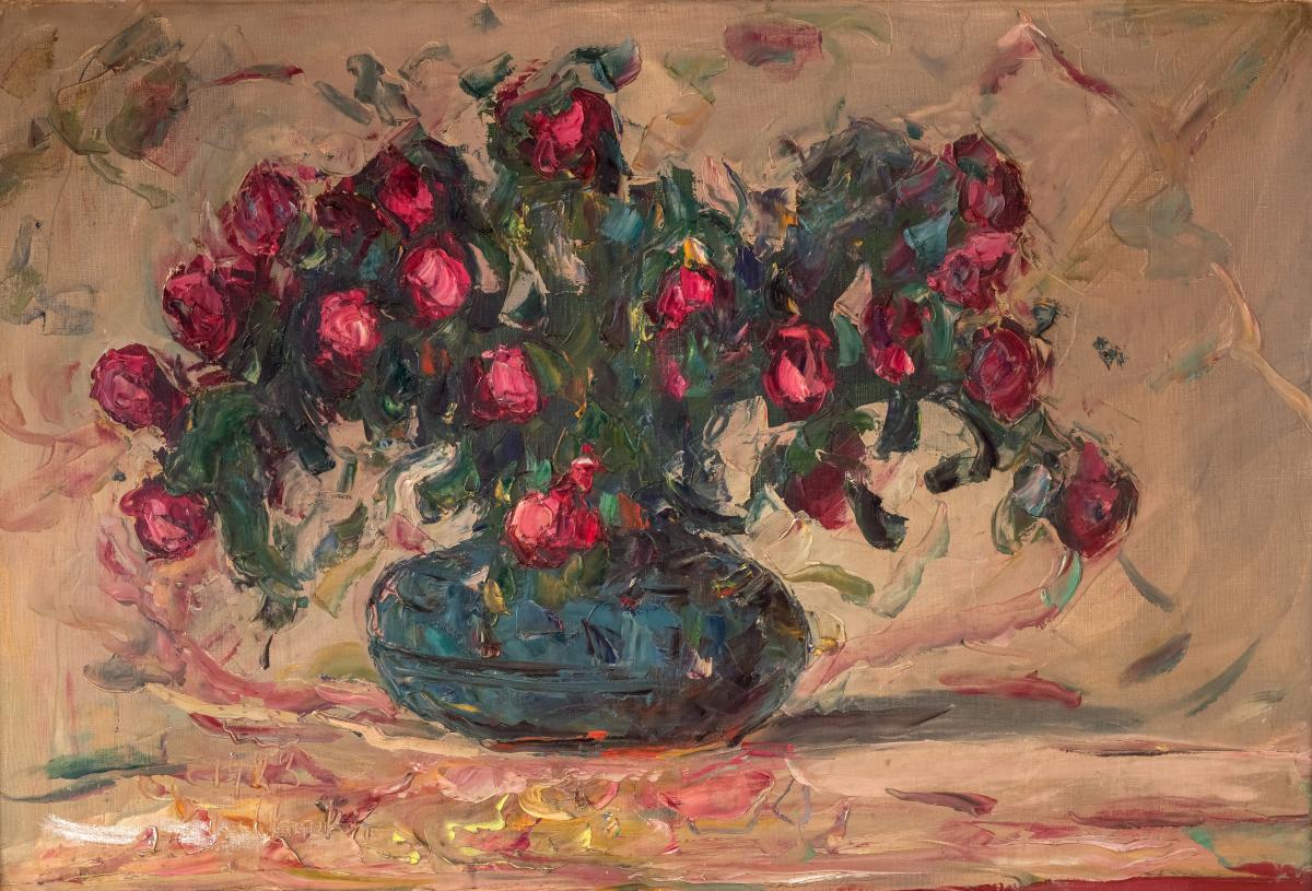 Kwiaty, 1923 - 1