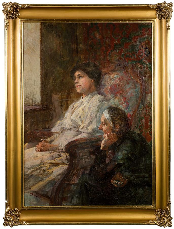 Matka z córką - 1