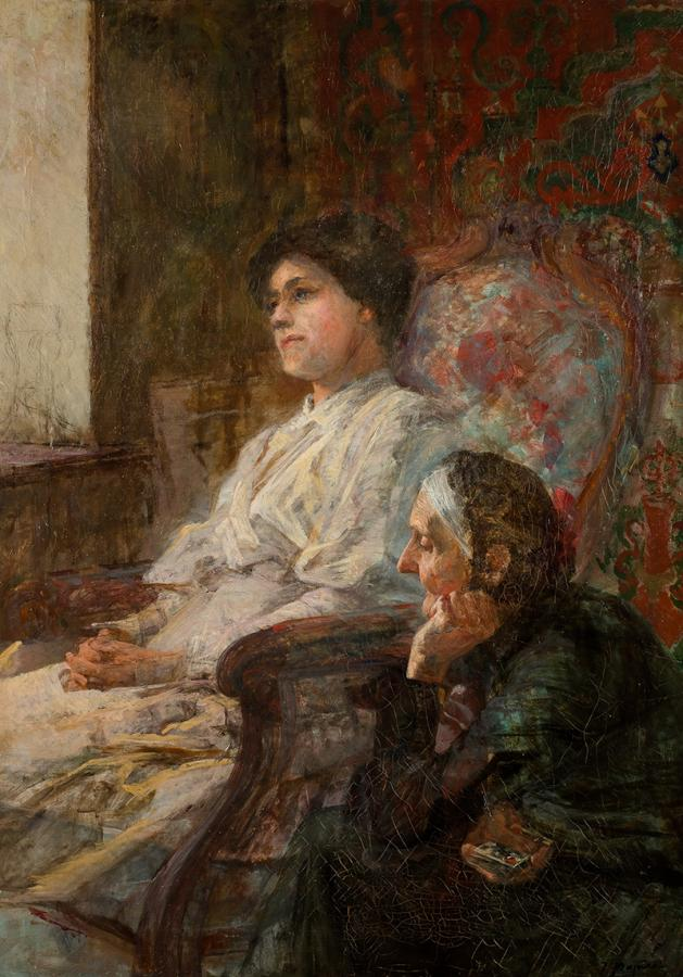 Matka z córką - 2