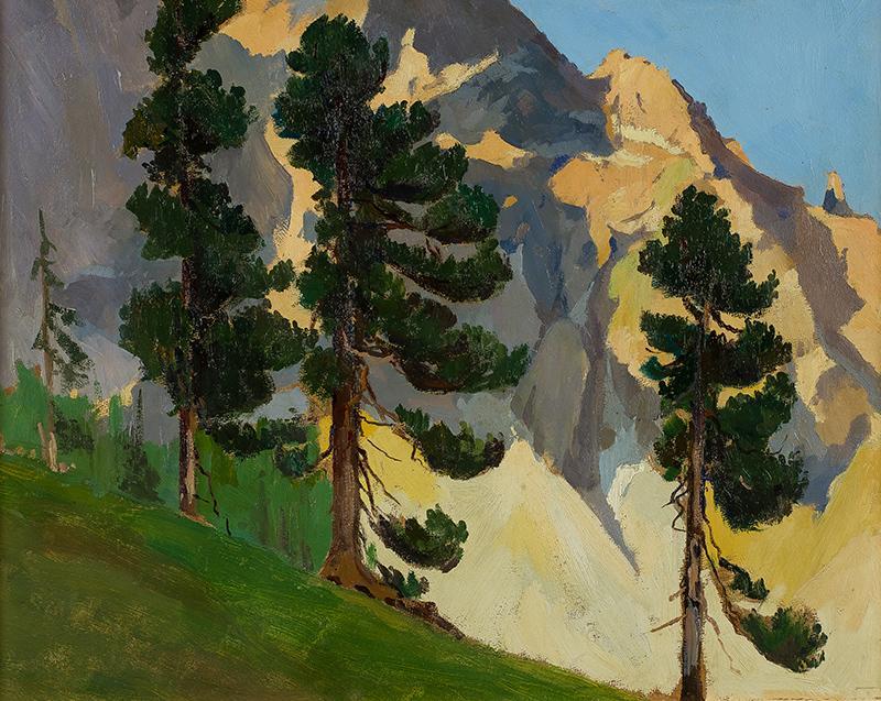 O świtaniu, 1924 r - 2