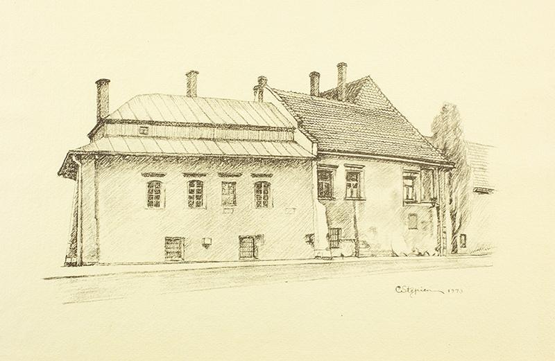 Klejnoty Krakowa - teka z 9 litografiami - 4