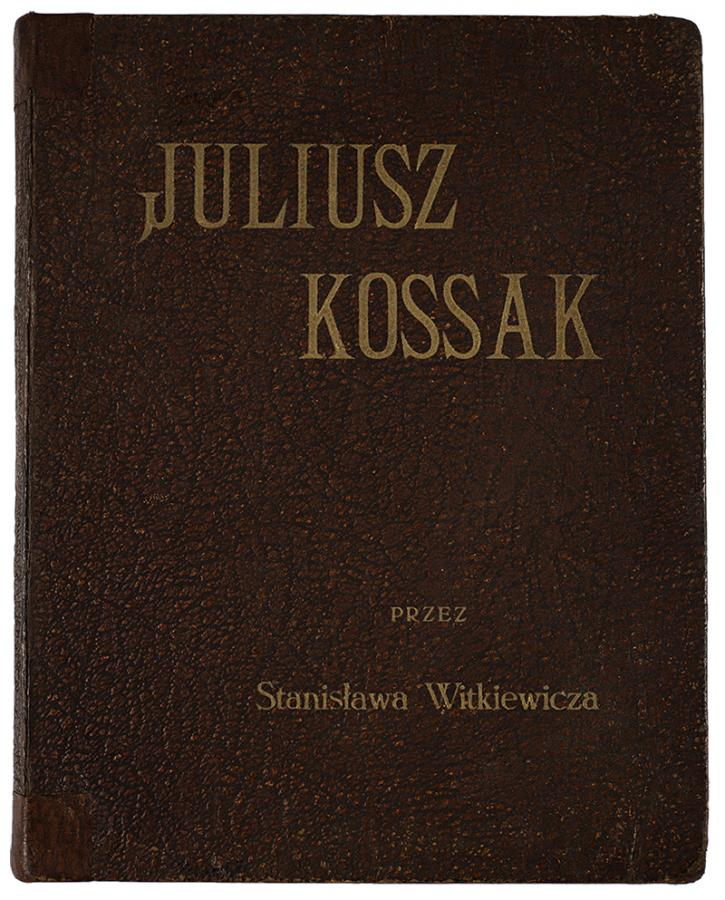 Julisz Kossak przez Stanisława Witkiewicza, 1912 - 4