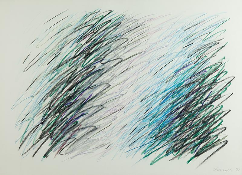 Kompozycja, 1972 r. - 1