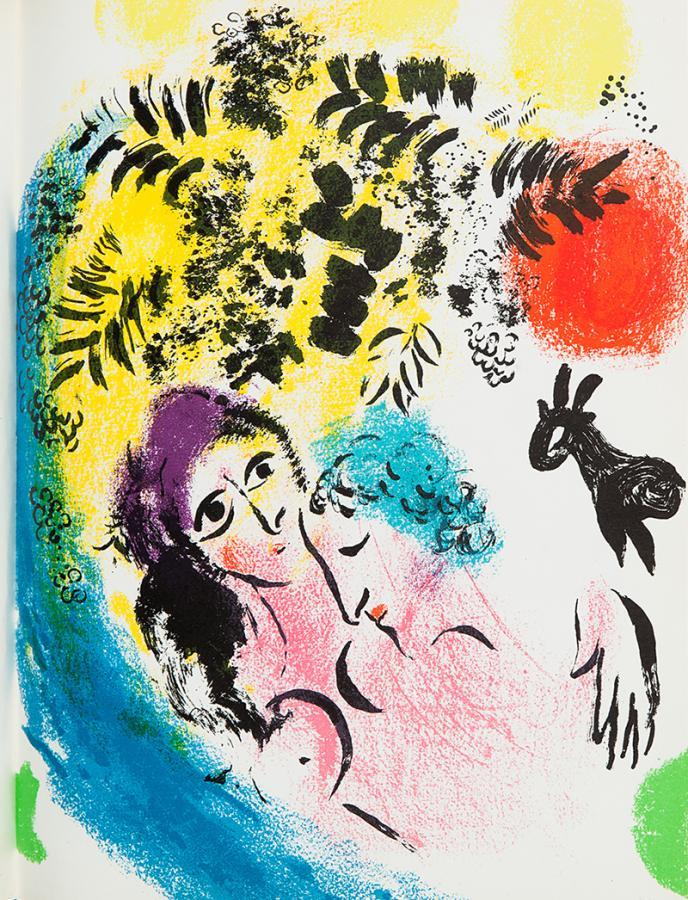 Litografie Chagalla, książka - 2