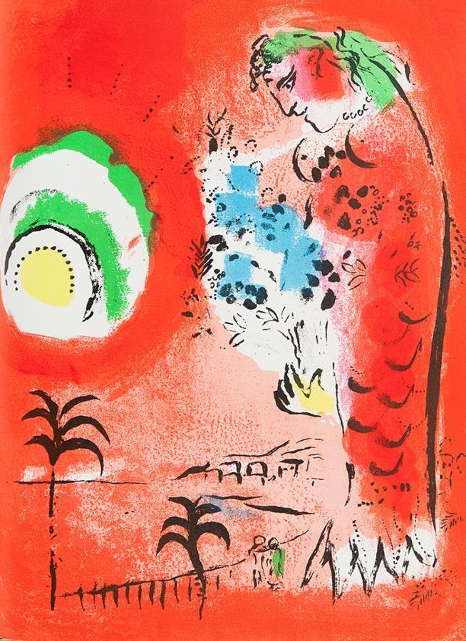 Litografie Chagalla, książka - 3