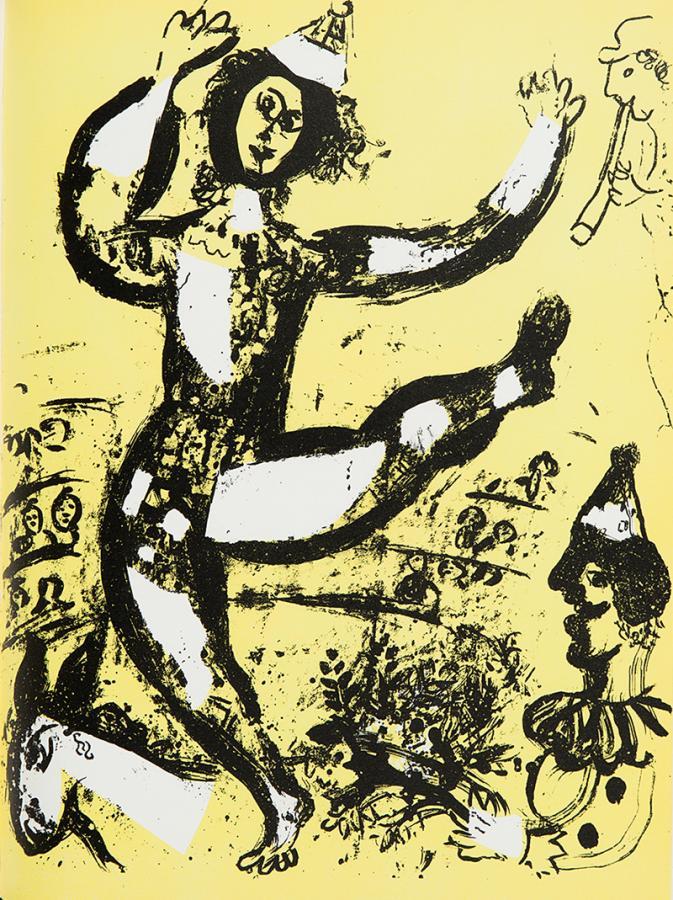 Litografie Chagalla, książka - 6