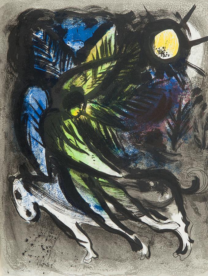 Litografie Chagalla, książka - 7