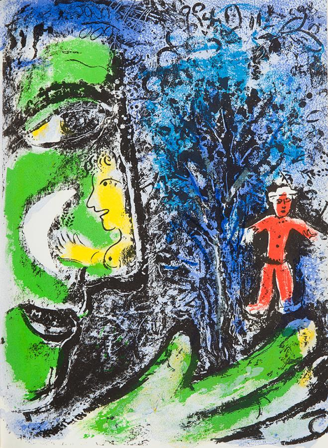 Litografie Chagalla, książka - 8