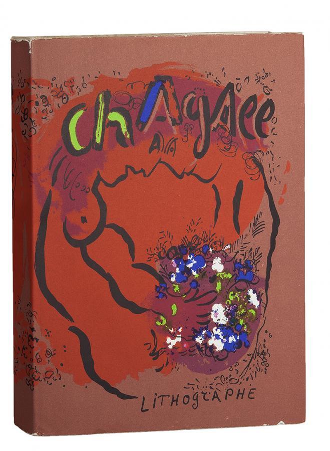 Litografie Chagalla, książka - 9