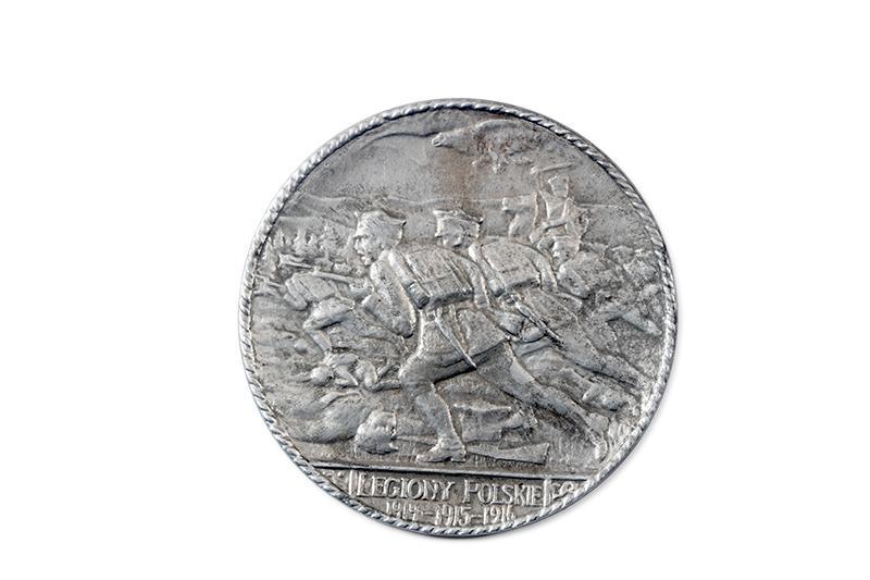 Medal Legiony Polskie 1914-1915-1916 - 1