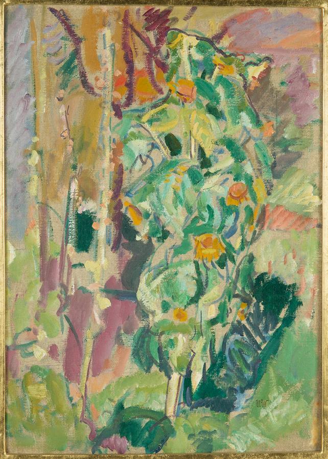 Kwiaty, ok 1905 - 1