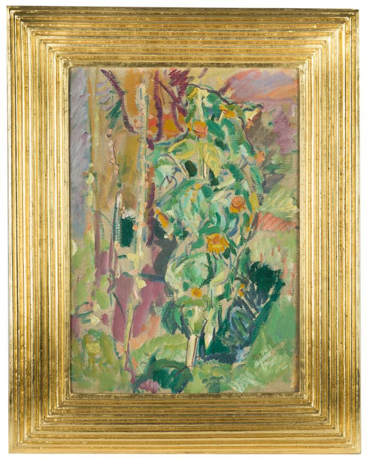 Kwiaty, ok 1905 - 3