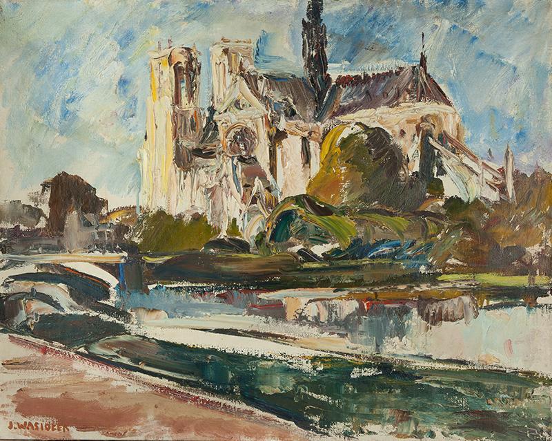 Katedra Notre Dame - 1