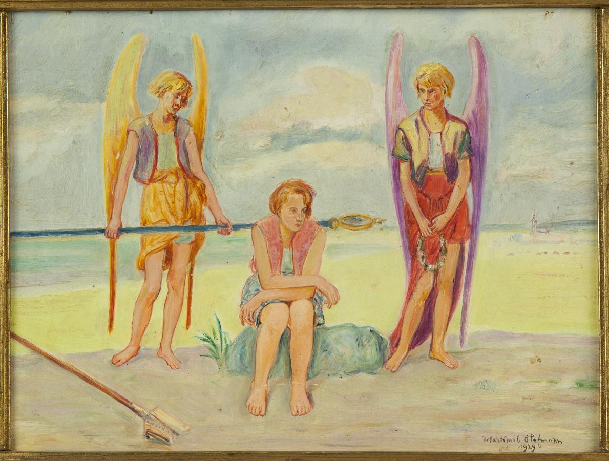 Marzenie i wiara, 1929 r. - 3