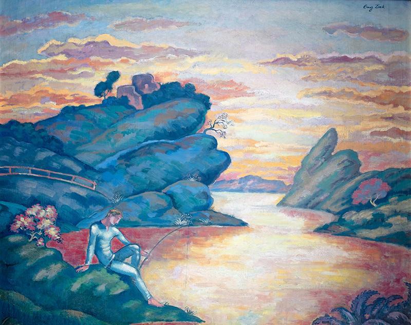 Rybak, 1914 r. - 1