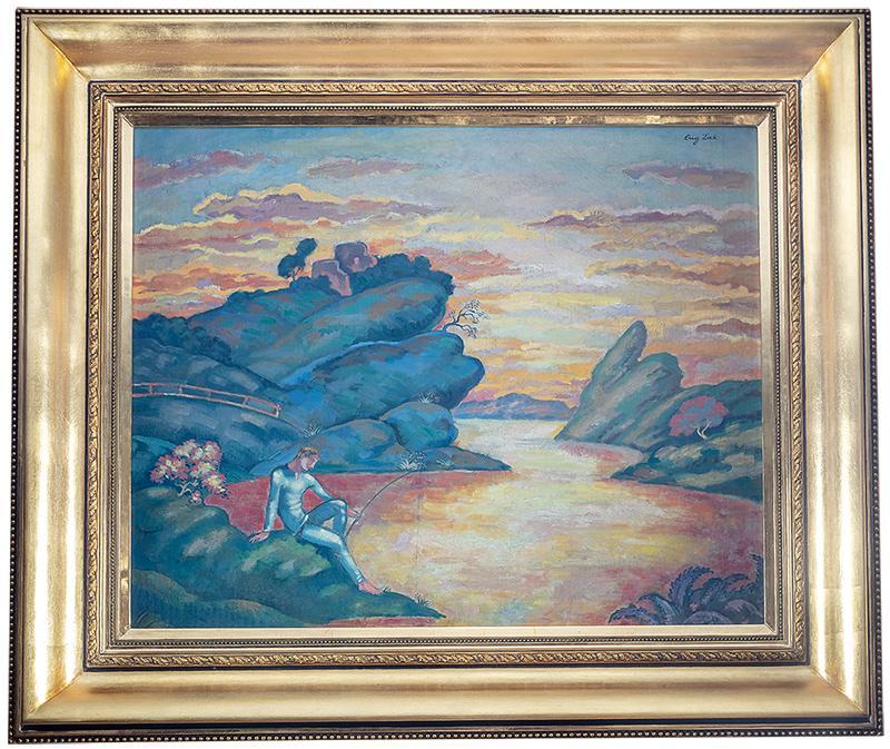 Rybak, 1914 r. - 2