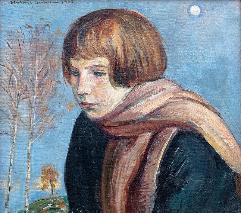 Dziecko, 1923 r. - 1