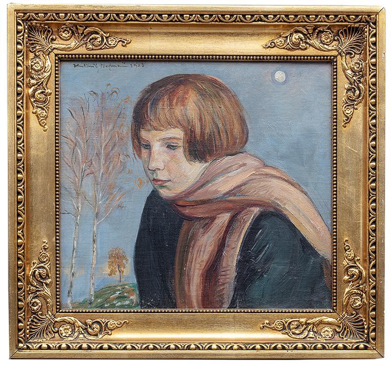 Dziecko, 1923 r. - 2