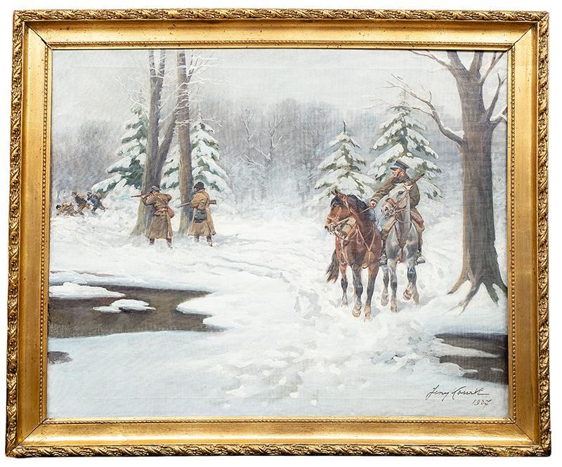 Zimowy patrol - 2