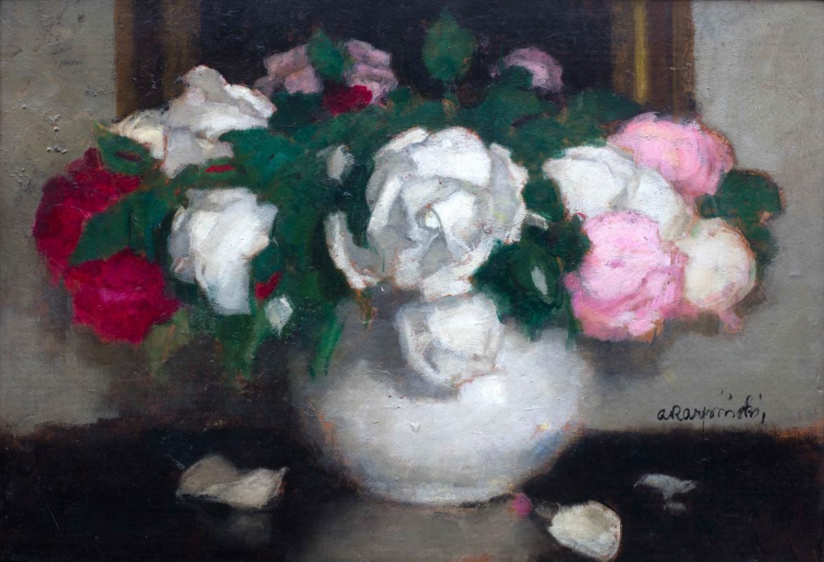 Róże mieszane - 1