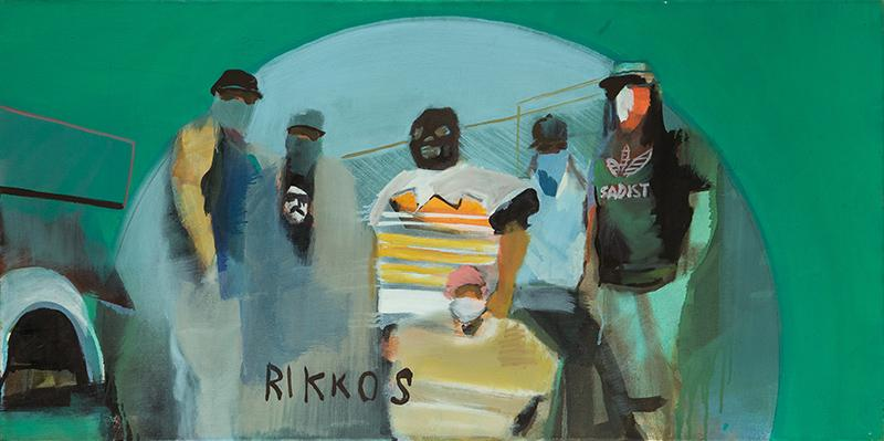 Riccos or Rokkos in Marokko, 2007 - 2