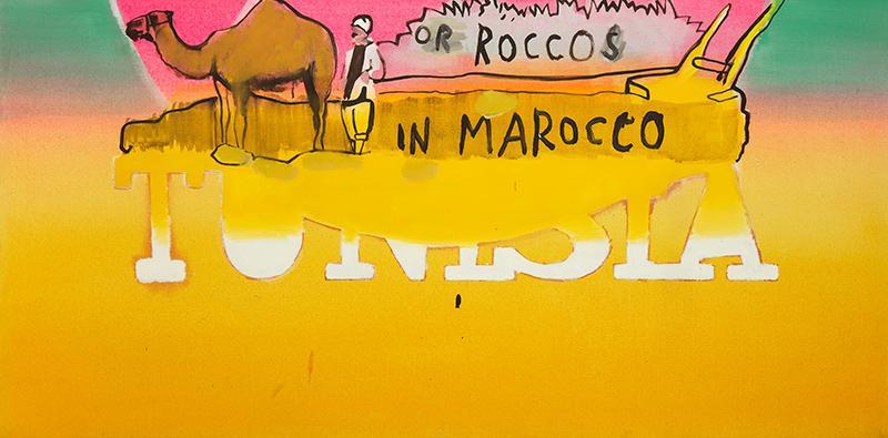Riccos or Rokkos in Marokko, 2007 - 3