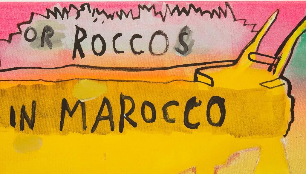 Riccos or Rokkos in Marokko, 2007 - 6
