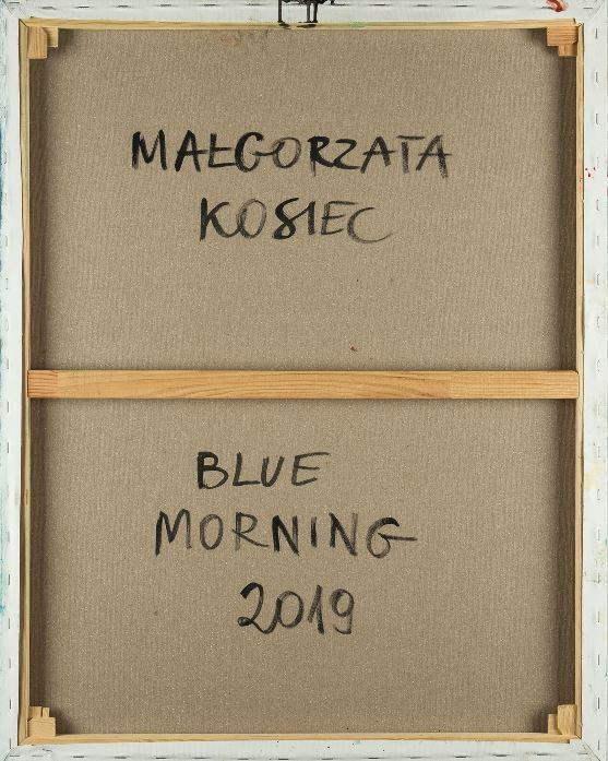 Blue Morning, 2019 - 4