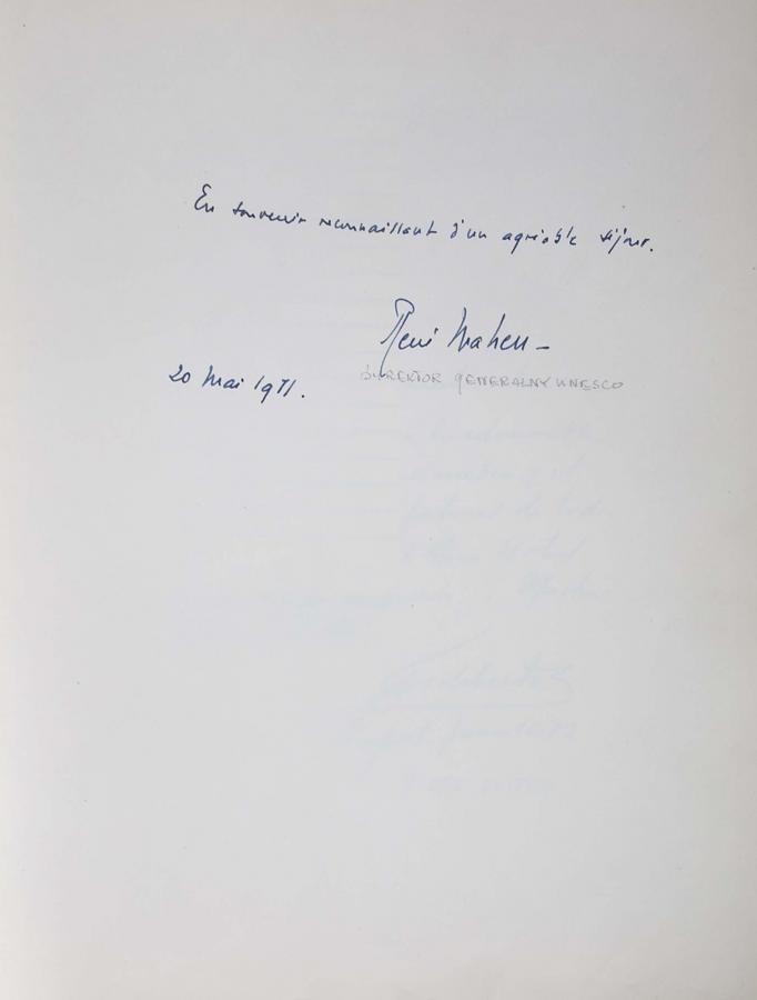 Księga pamiątkowa z wpisami gości Grand Hotelu w Sopocie z lat 1967–1977 - 10