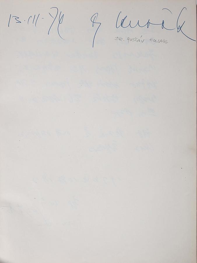 Księga pamiątkowa z wpisami gości Grand Hotelu w Sopocie z lat 1967–1977 - 13