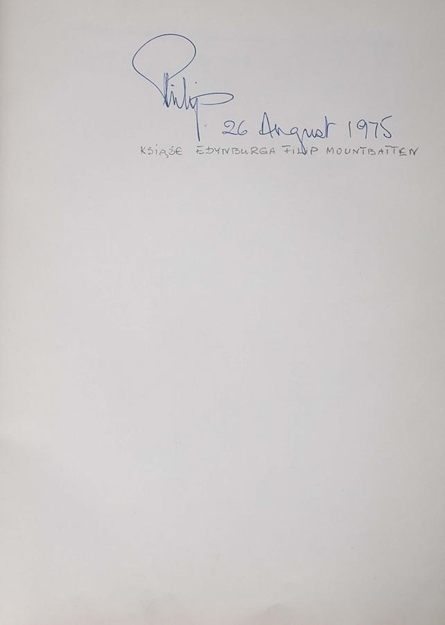 Księga pamiątkowa z wpisami gości Grand Hotelu w Sopocie z lat 1967–1977 - 18
