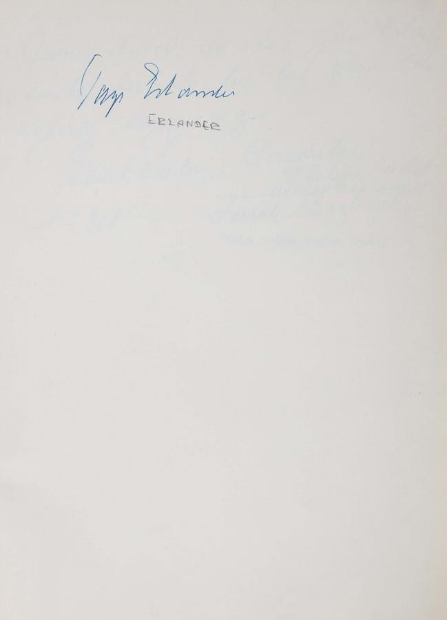 Księga pamiątkowa z wpisami gości Grand Hotelu w Sopocie z lat 1967–1977 - 5