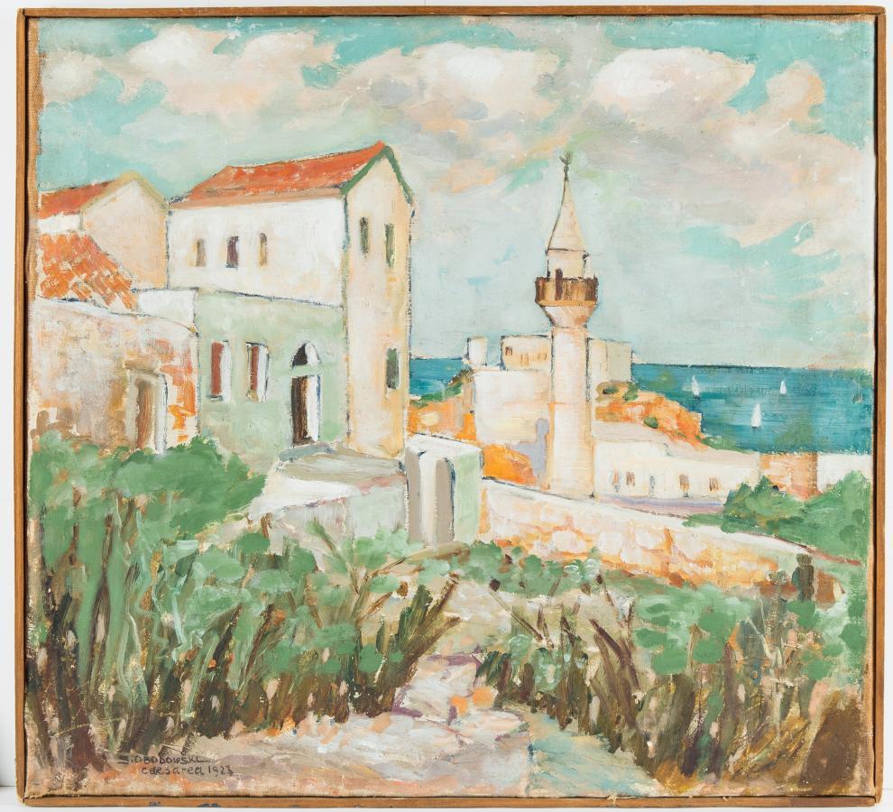 Cesarea, 1923 r. - 1
