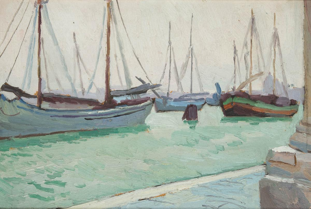 Wenecja, 1924 r. - 2