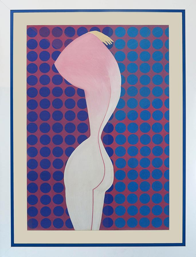 Venus dwubarwna, lata 70. XX w. - 2