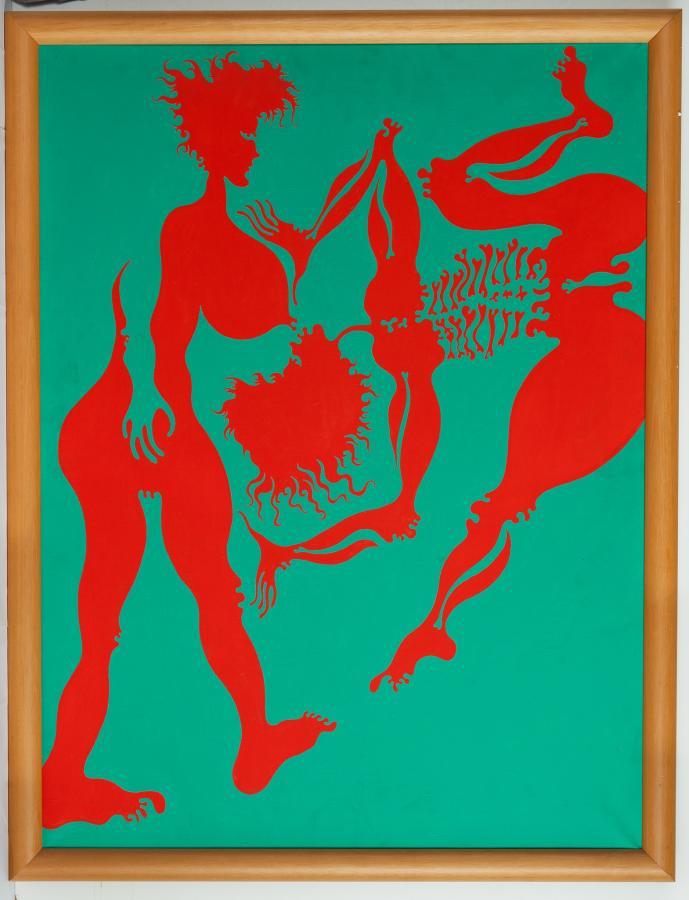 Spacer ssaków, 1972 r. - 1
